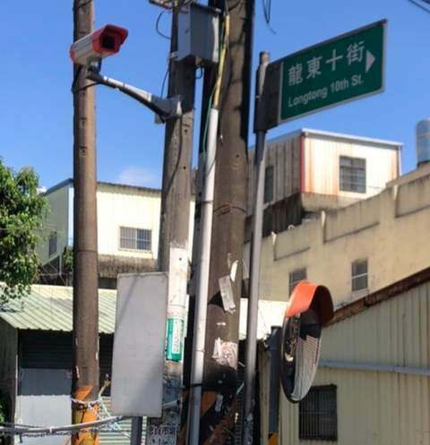 龍東里新設監視器8